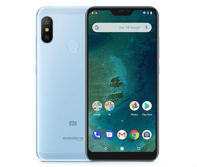 Xiaomi Mi A2 Lite Blue