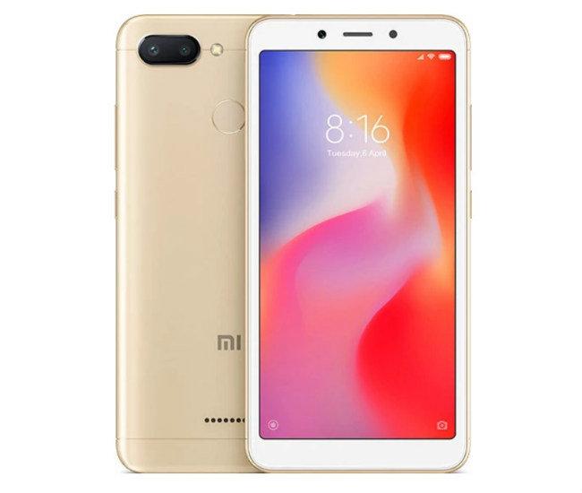 Xiaomi Redmi 6 Gold