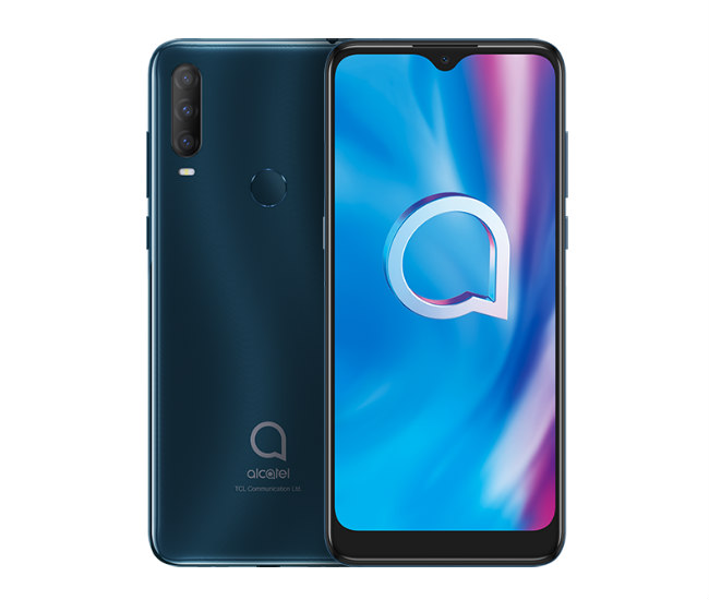 Alcatel 1S 2020 blue