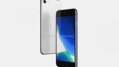 Apple iPhone SE 2020 teaser onleaks