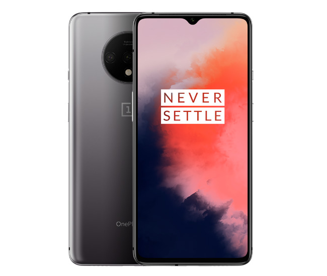 OnePlus 7T silver