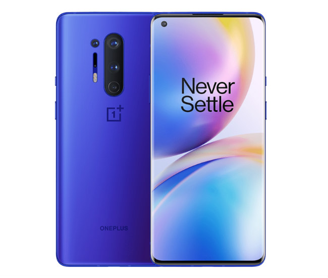 Oneplus 8 Pro ultimate blue