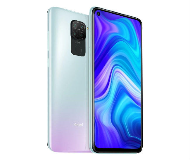 Xiaomi Redmi Note 9 white