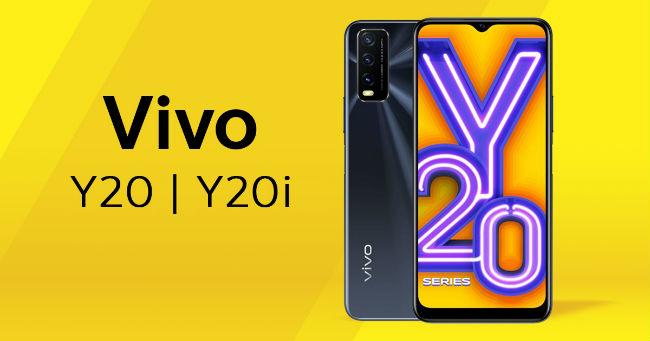 Vivo Y20 series