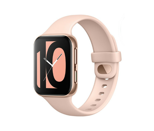 Oppo Watch pink