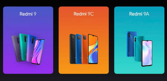 Redmi 9 series teaser