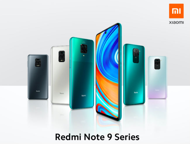 Redmi Note 9 series teaser new