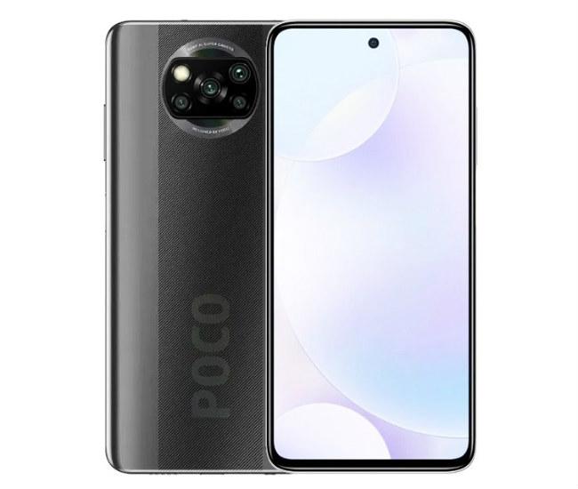 Xiaomi Poco X3 NFC black