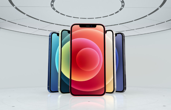 Apple iPhone 12 series announcement