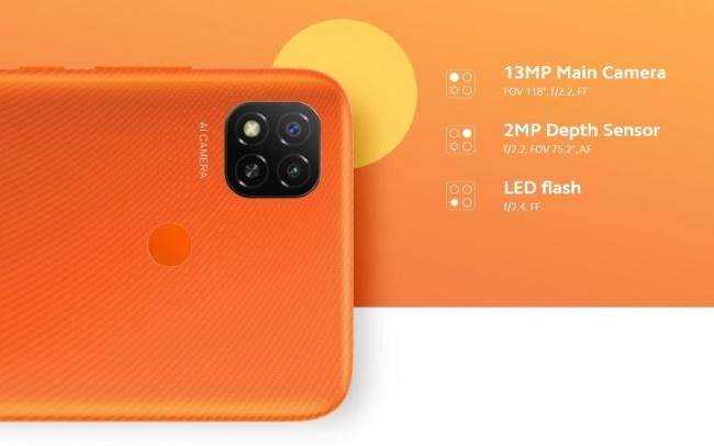 Redmi 9 dual camera version teaser