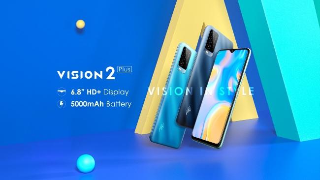itel Vision 2 Plus teaser